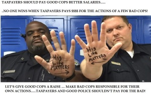 SUPPORT GOOD COPS